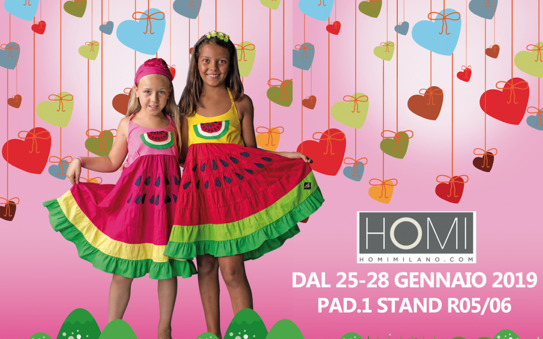 HOMI Fair, in Milan from 25 to 28 January 2018