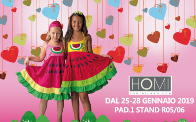 Homi, à Milan du 25 au 28 janvier 2018