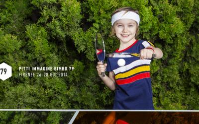 Giugno 2014: Il marchio Voganto Kids ha partecipato per la prima volta all'edizione estiva della fiera Pitti Bimbo
